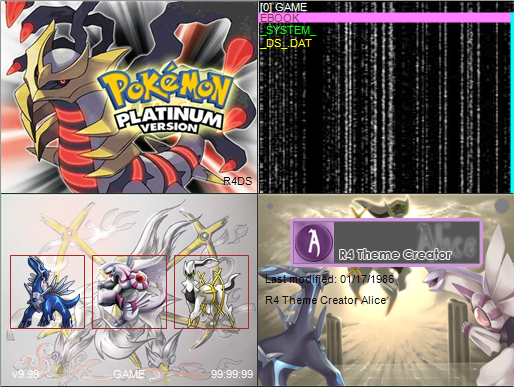 Thumbnail 1 for Pokemon platinum theme